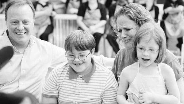 La increíble historia de un matrimonio y sus hijos con síndrome de Down