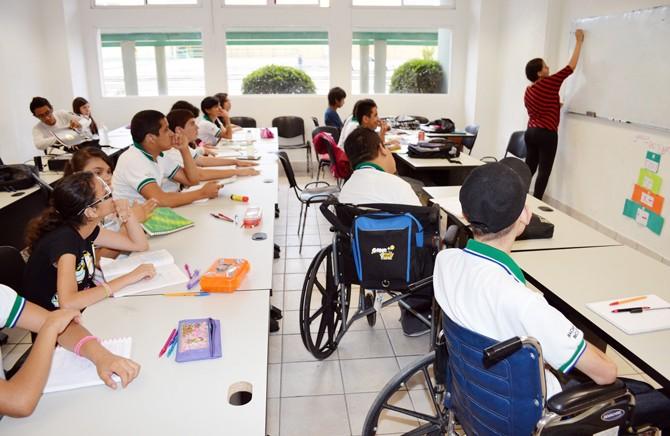 Más inclusivas: se duplicó la cantidad de chicos con discapacidad que estudian en escuelas comunes